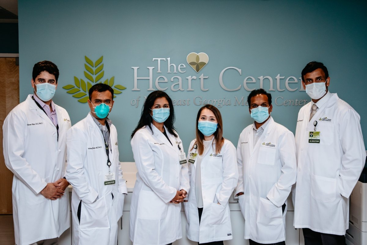 Schedule An Appointment With One Of Our New Cardiologists The Heart Center Of Ngmc